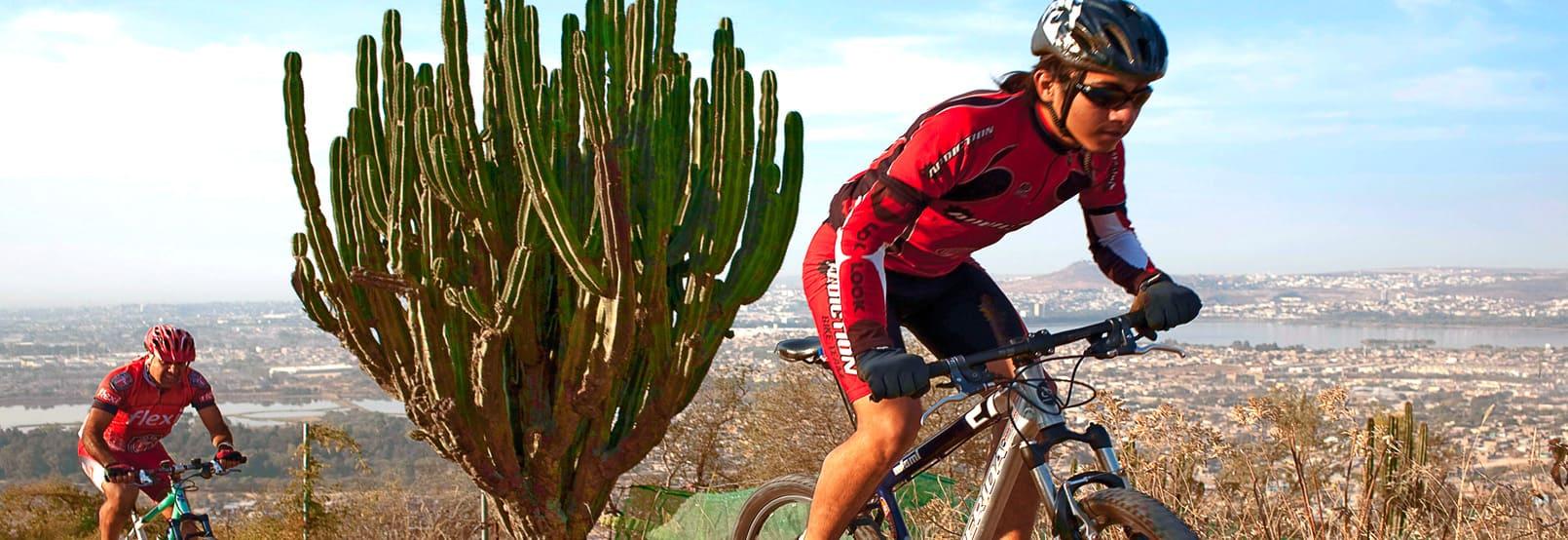Cycling in Guanajuato