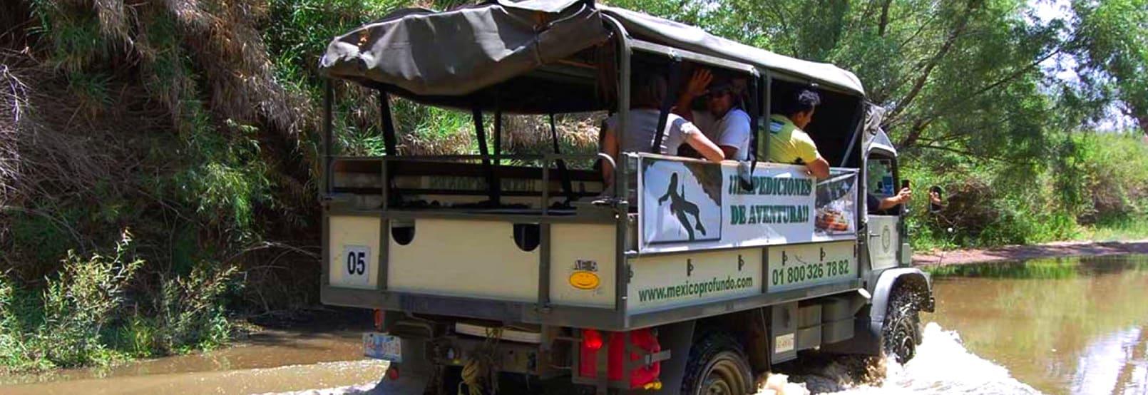 Jeep Safari in Guanajuato