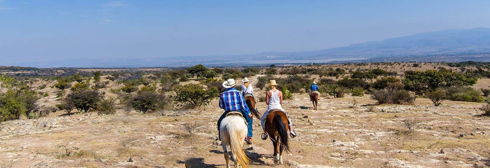 Horseback Riding in Guanajuato