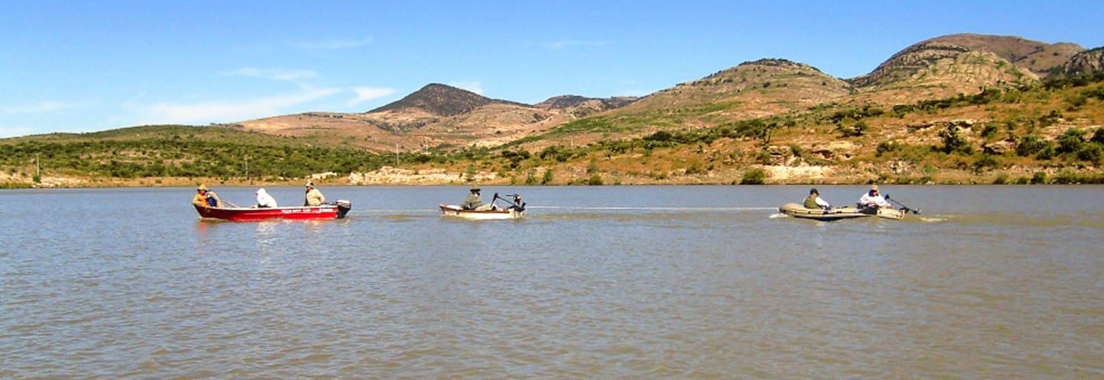 Fishing in Guanajuato