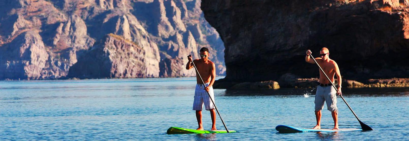 Paddle Surf -SUP en Loreto