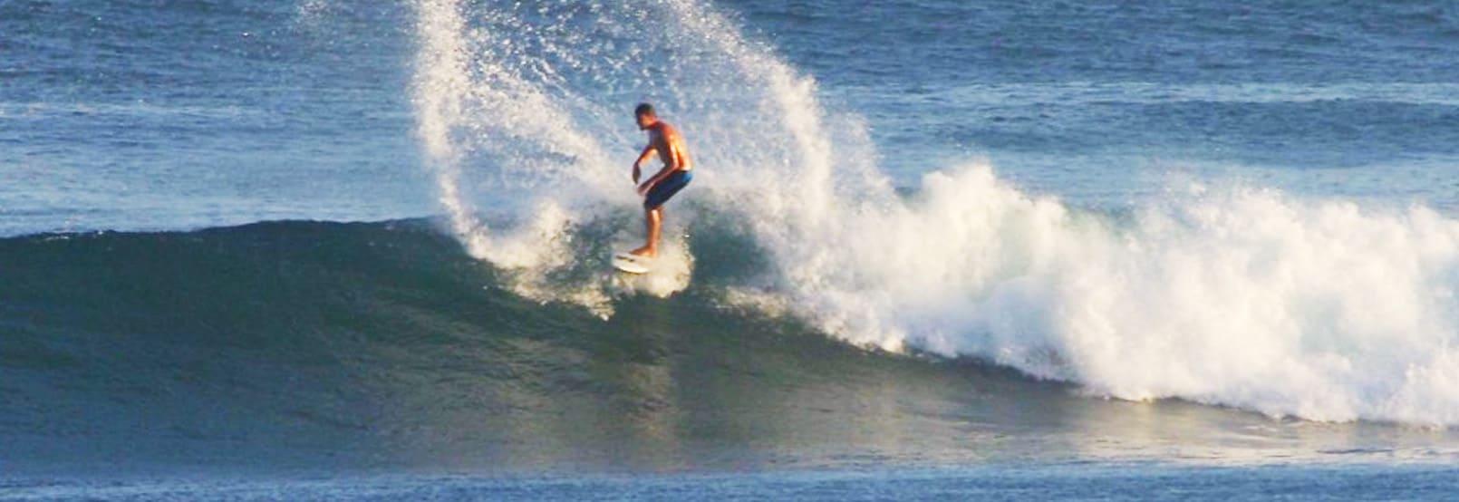 Surf en Loreto